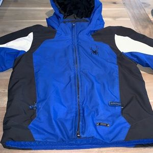 Boys 5 Spider 🕷 coat. Great condition